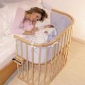 Moisés colecho BabyBay original barnizada con colchón (Envío gratis)