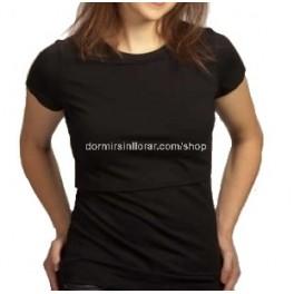 Camiseta de lactancia oferta