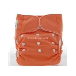 Pack de 5 Pañal de tela Patapum + diez absorventes (Envío gratis)