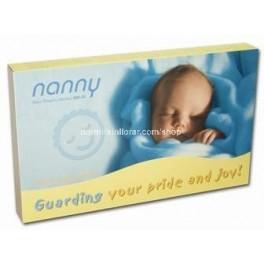 Nanny BM-02 Monitor de la respiración del lactante. (Envío gratis)